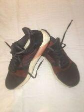 Adidas para hombre Ultraboost ST Zapatillas UK size UK 9 Negro Rojo Zapatillas