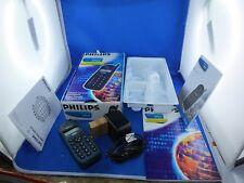 Philips Savvy DB Handy D Dual Band GSM 100/900 Neu Mit SIM Kult 1999 ohne AKKU