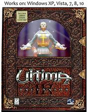 Ultima IX 9 Ascension PC Game Windows XP Vista 7 8 10