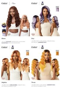 OUTRE SYNTHETIC LACE FRONT WIG BIG SALE PROMOTION 4, YOU JUST CHOOSE A STYLE!!