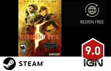 Resident Evil 5 Gold Edition [PC] Steam Download Key - FAST DELIVERY