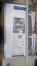 Element System  Regalboden 2 St, 80 x 30 cm, Rechnung A01055