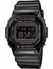 Casio G-Shock Digital Tough Solar Black Resin Mens Watch GW-M5610BB-1ER RRP £135