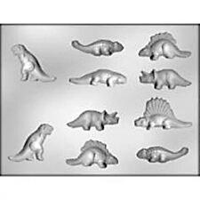 Dinosaur 3D Chocolate Candy Mold  T-Rex Jurassic Party Small Size