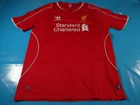 vtg authentic Liverpool 2014-15 football shirt jersey XL