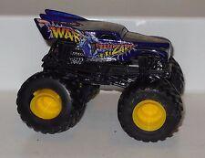 Hot Wheels Monster Jam Rev Tredz WAR WIZARD 2012