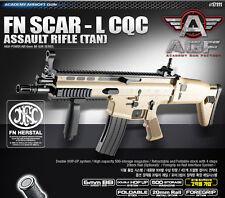Academy FN SCAR-L CQC [TAN] Airsoft Gun Rifle #17111