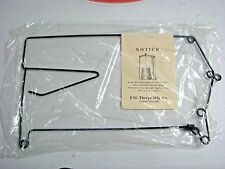 F.M Thorpe Mfg. Co. Steel metal twine string antique holder, lot of (2)