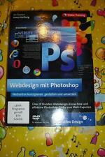 Galileo Press Webdesign mit Photoshop - Webseiten erstellen und # LP 17