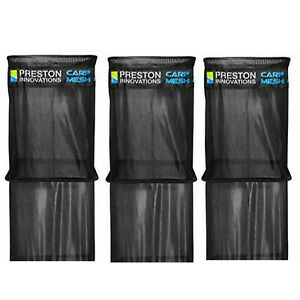 Preston Innovations 2.5m Carp Mesh Keepnet -Set of 3- *New 2019*