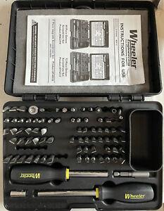 Wheeler Engineering Professional Gunsmithing Screwdriver WE-562194 - INCOMPLETE