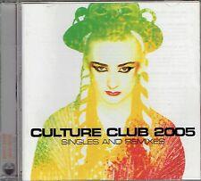 CD - CULTURE CLUB 2005 - Singles and remixes