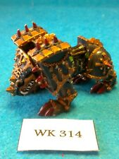 Chaos Daemons - Chaos Space Marine - Khorne Juggernaut - Metal WK314