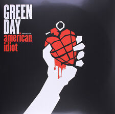 American Idiot 2 Disc Set Green Day 2004 Vinyl