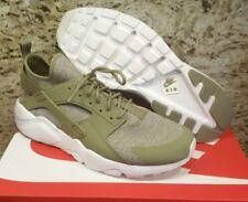 3ca505e1d940 NIKE AIR HUARACHE Run Ultra BR SIZE 11 Trooper Summit Green White NEW 833147  201