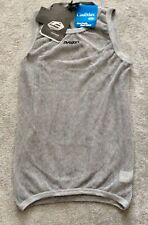 Briko Everdry Light Underwear Sleeveless Tweed Grey Small