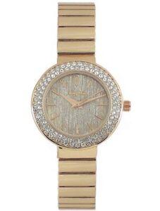 Voulez Vous - Womens Stainless Steel Quartz Fashion Designer Watch - Wholesale $