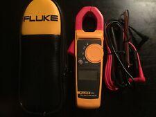 Fluke 323 True-RMS AC Clamp Meter, 400A AC, 600V AC/DC