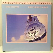 DIRE STRAITS - BROTHERS IN ARMS - ORIGINAL MASTER LP - MFSL LTD NUMBERED EDITION