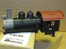 P-132-003 SHIFTER AND 0-4-0 BOILER CASTING/SHELL, CAB# 96 BY AHM RIVAROSSI NEW