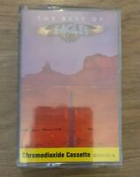 THE BEST OF EAGLES MUSIC CHROMEDIOXIDE CASSETTE TAPE ALBUM ASYLUM RECORDS