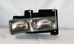 Headlight Assy  TYC  20-1669-00