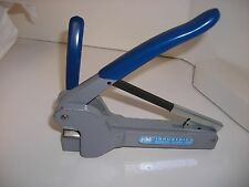 Mmf industries Handheld Crimping Seal Tool - Ratchet Press - Single