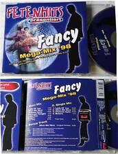 FANCY Fetenhits präsentiert Mega-Mix ´98 .. Polydor Maxi-CD mit 6-Seiten-Booklet