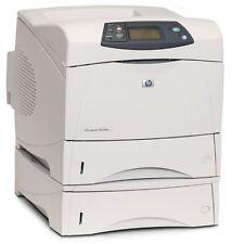 HP LaserJet 4250dtn LJ4250dtn A4 Workgroup Network Printer + Tray, Duplex   MS