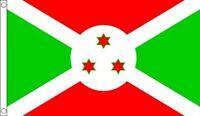 BURUNDI FLAG 5FT X 3FT