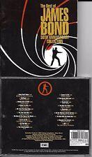 CD 18T BEST OF JAMES BOND 30th ANNIVERSARY DURAN DURAN/WINGS/A-HA/SINATRA 1992