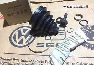 VW Golf MK4 R32 4Motion Audi TT A3 Quattro Outer CV Boot Kit Genuine OEM Parts