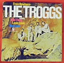 LP : The Troggs , From Nowhere , Hansa 74899 IT , Made in Germany , 1966