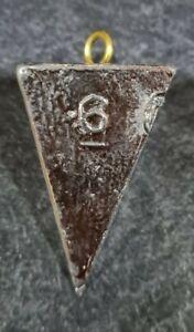 10 X 6oz Pyramid Weights Sea Fishing
