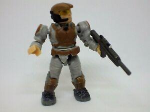 Figurine MEGA Block Mēga Construx Halo Master 2in lego Army Soldier