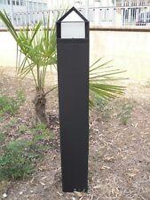 Paletto da esterno 8515 BEGA, in ALLUMINIO, ACCIAIO E VETRO E27 100W
