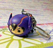 Tsum Tsum Figural Collectable Keychain or Backpack Clip Hiro LARGE Handmade