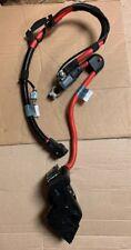 2003 BMW 7 Series 745 LI Battery Positive Cable 6904905  /  6904877