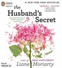 The Husband's Secret by Liane Moriarty Audio Book 12-Disc CD 2014 Unabridged