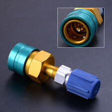 R1234YF Low Side Coupler to R134A Hose Adapter Quick Fitting Connector Tool gl