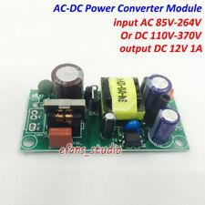 AC-DC Converter 110V 220V 230V to 12V 1A LED Power Driver Switching Transformer