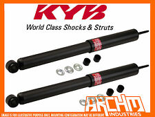 REAR KYB SHOCK ABSORBERS FOR SUBARU L SERIES AC4 AUTO 09/1984-12/1993