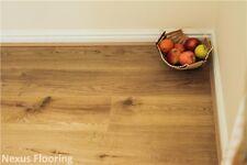 Lacquered Oak Flooring Engineered Real Oak Wood Floors 189mm
