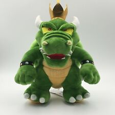 Super Mario King Koopa Bowser Plush Toy Stuffed Animals Doll 12 inch
