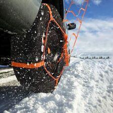 Anti-skid Tire Strap Heavy Duty Car Emergency Tire Strap Ladder Car Tire Chain