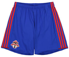 adidas Men's MLS Adizero Team Replica Short, Toronto FC- Blue