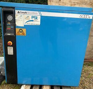 Air Compressor Compair Broomwade 6000e