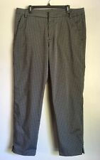PUMA square checker pattern pants/slacks - mens size 38 x 32 - hip hop