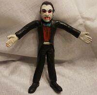 Dracula 1974 AHI bendy figure super monsters bend em universal monster toy rare