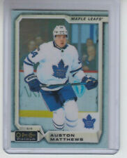 18/19 OPC Platinum Toronto Maple Leafs Auston Matthews Rainbow card #100